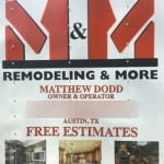 M&M Remodeling & More